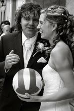 Novomanželská porada :)