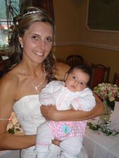 nejmladší svatebčan - Irmička