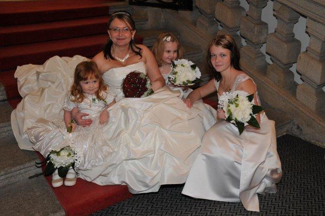 S dceruškama