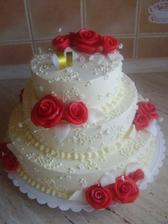 tenhle dortík chci:)