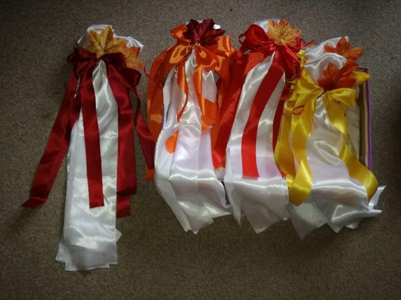 Prodej věcí z podzimní svatby - Obrázek č. 2