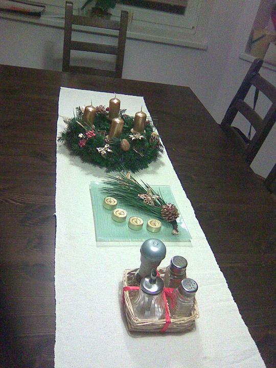 Vánoce 2009 aneb výzdoba a domácí výroba