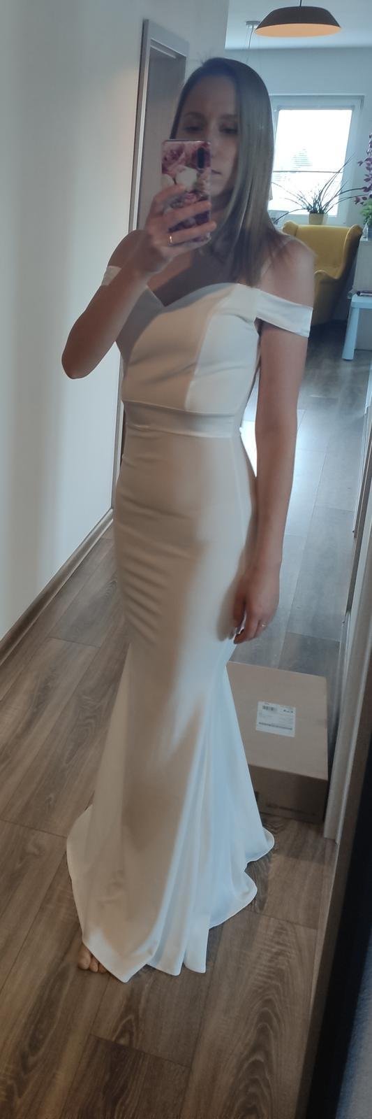 popolnocne šaty - Obrázok č. 1