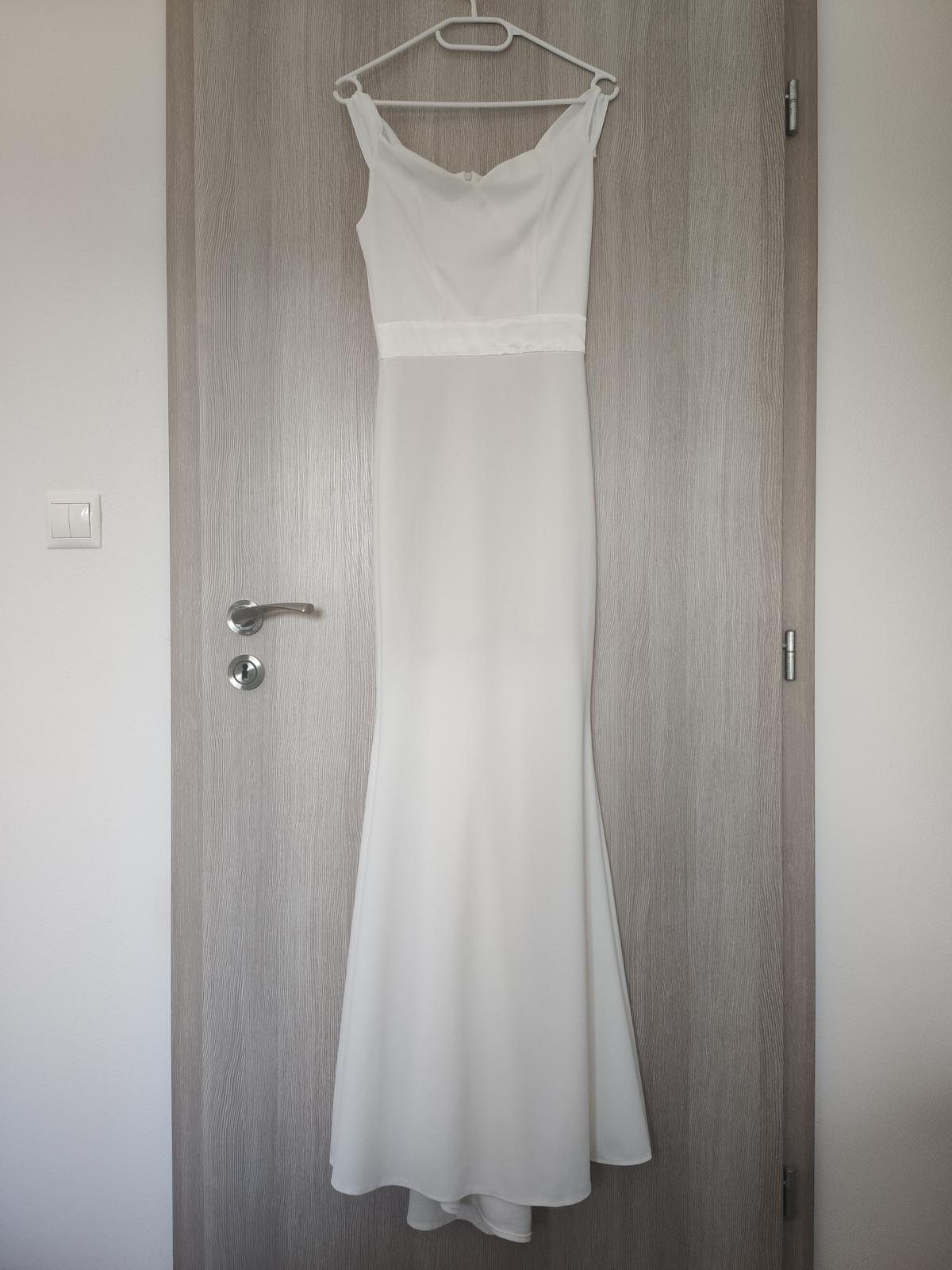popolnocne šaty - Obrázok č. 4
