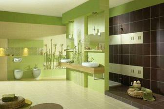 koupelka určitě obklady Bambus