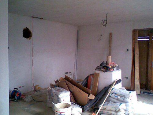 Naše bydlo - ...obývák