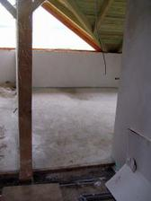 hotové podlahy v pokojících