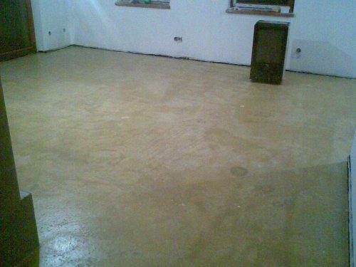 Naše bydlo - 30.11. penetrace podlah pro podlaháře