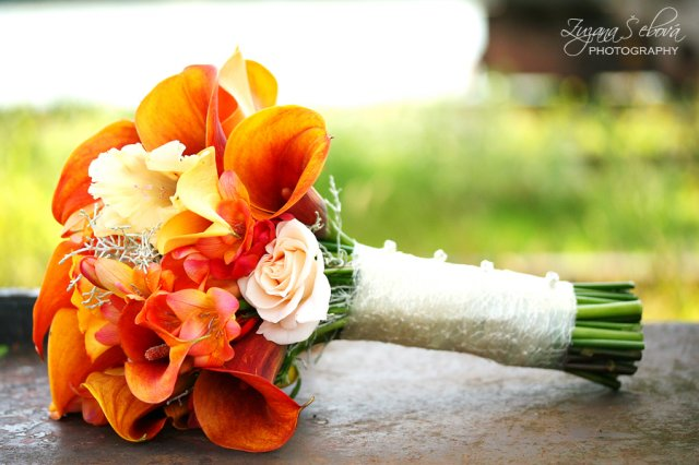 Svadobne kytice - Obrázok č. 69