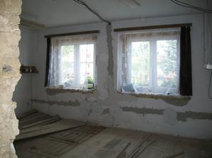 izba z ktorej sú už dve