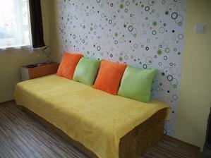 a posteľ
