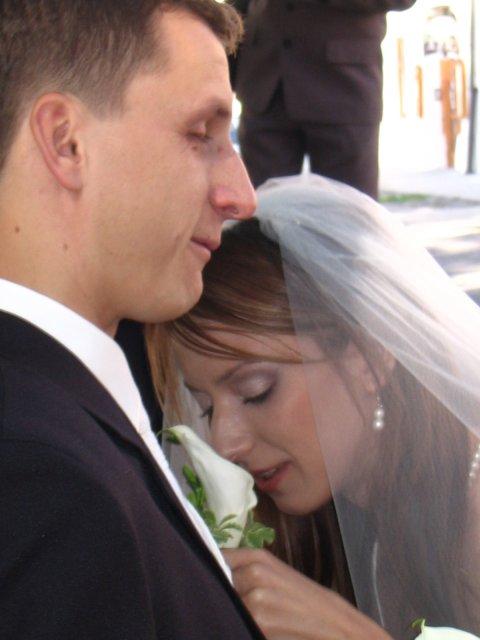 majka{{_AND_}}Marcelko - Tááák , nech vedia, že si môj ženích......