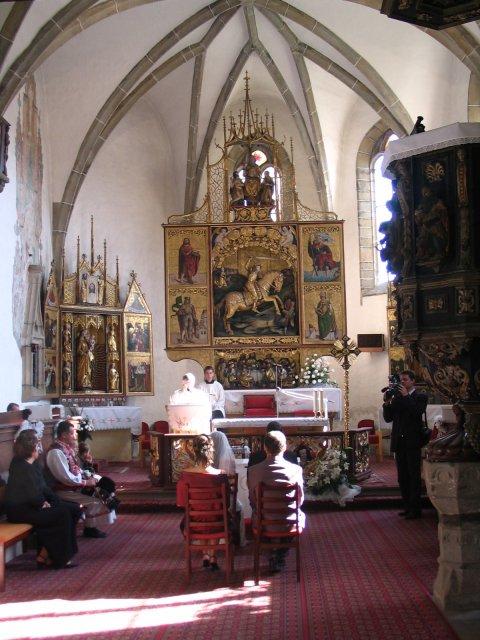 majka{{_AND_}}Marcelko - V kostolíku
