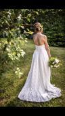 Krajkové šaty z Davids Bridal v New Yorku, 36