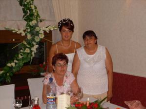 s maminou a tetou Zdenkou