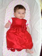 Naša 3-mesačná princezná Tamarka