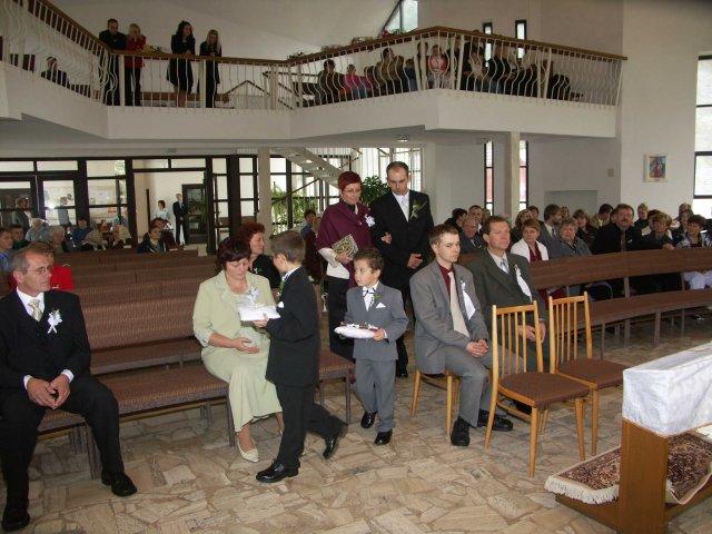 Maria Ondova{{_AND_}}Jan Kocis - Hrda mamka si ho viedla k oltaru....