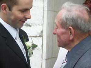 Dedko Kocis a vnuk....