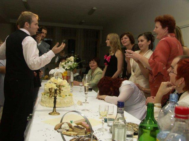 Maria Ondova{{_AND_}}Jan Kocis - Kamarat zjednaval cenu,svojim zmyslom pre humor exceloval