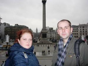 Maly vylet do Londyna,svadobna cesta sa odklada na neurcito......