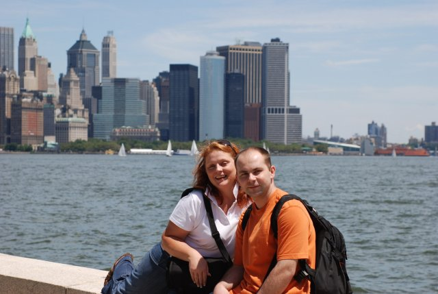 Maria Ondova{{_AND_}}Jan Kocis - Nas prechodny domov NYC