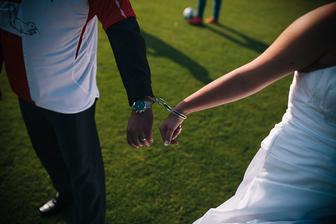 překvapení od manželovo spoluhráčů