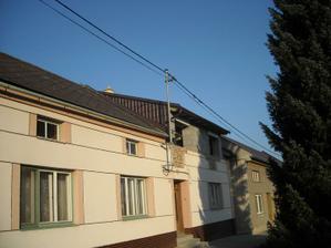 Střecha hotová:-) Konečně:-)