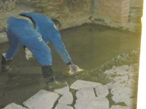 20.4.2012 betonování přízemí