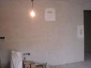 A ve všech místnostech svítíme, je to bomba :-)