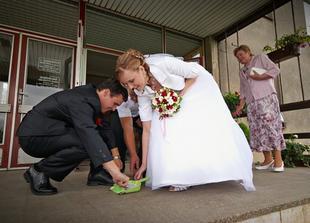 První společné manželské úkoly
