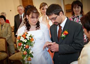 A svatba mojí sestry dva měsíce po té naší:-)