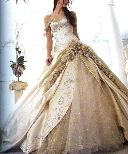 ♥Renuška♥ a ♥Raduško♥ - Moje svadobné šaty