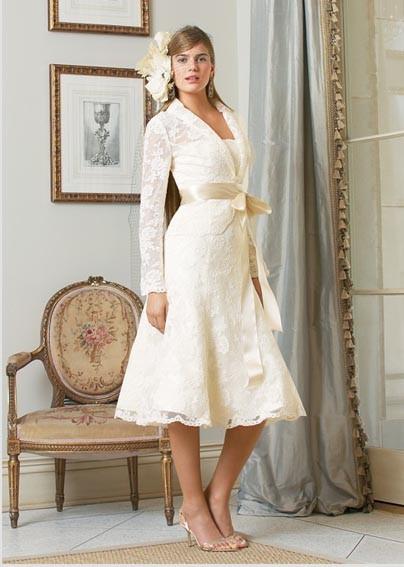 AZ inspirace I. - svatební šaty - Obrázek č. 30