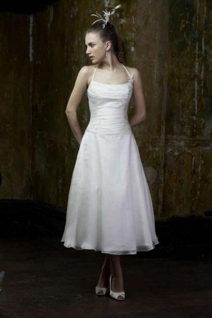 Moje retro svatba v krátkých šatech:-) - Obrázek č. 14