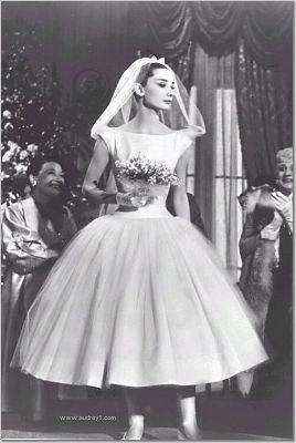 Moje retro svatba v krátkých šatech:-) - perfektní!