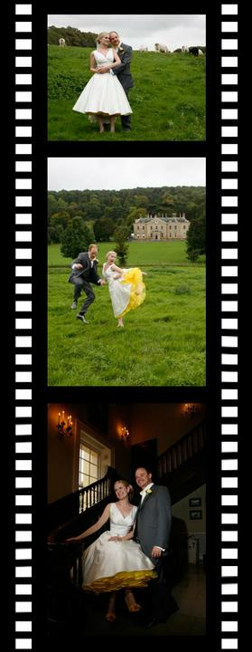 Moje retro svatba v krátkých šatech:-) - uvažuji o barevné spodničce...ale nevím, v jaké barvě..