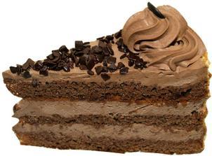 určitě čoko dort...a spooousta krému, linii naštěstí hlídat nemusím :-)