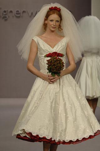 Moje retro svatba v krátkých šatech:-) - Obrázek č. 41
