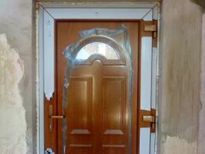 vchodove dvere :D