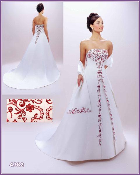 Svatební šaty - Obrázek č. 31