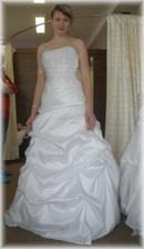 moje svatební šatičky :-)