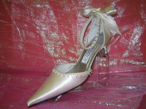 moje střevíčky - dárek od skorotchýně :)