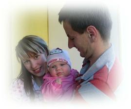 opravdová šťastná rodina