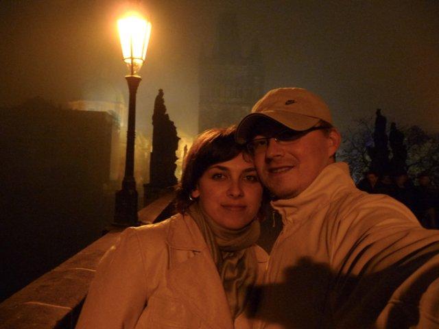 Naše fotka ze zásnub 11.10.2008