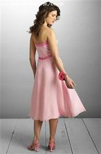 ...šaty pre družicky...