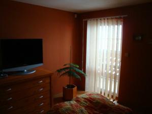 Ložnice (asi barevně nejrealističtější)