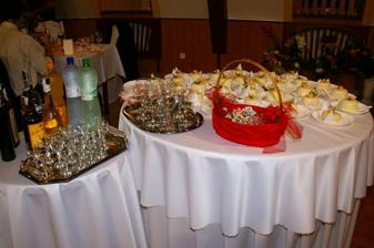 stol na redovy