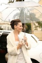deštník se hodil