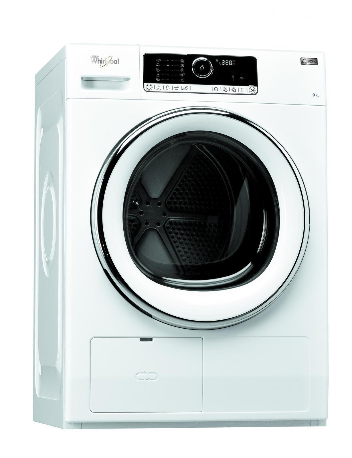 Prosím o rady jaké programy nejlépe používat na sušičce, aby prádlo nebylo pomačkané a nesráželo se atd..... mám sušičku Whirlpool HSCX 90420 - Obrázek č. 1