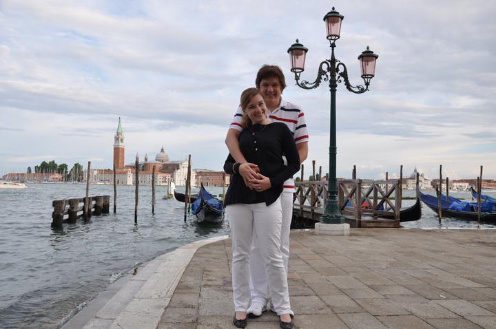 Petra{{_AND_}}Jan - Svatební cesta Benátky